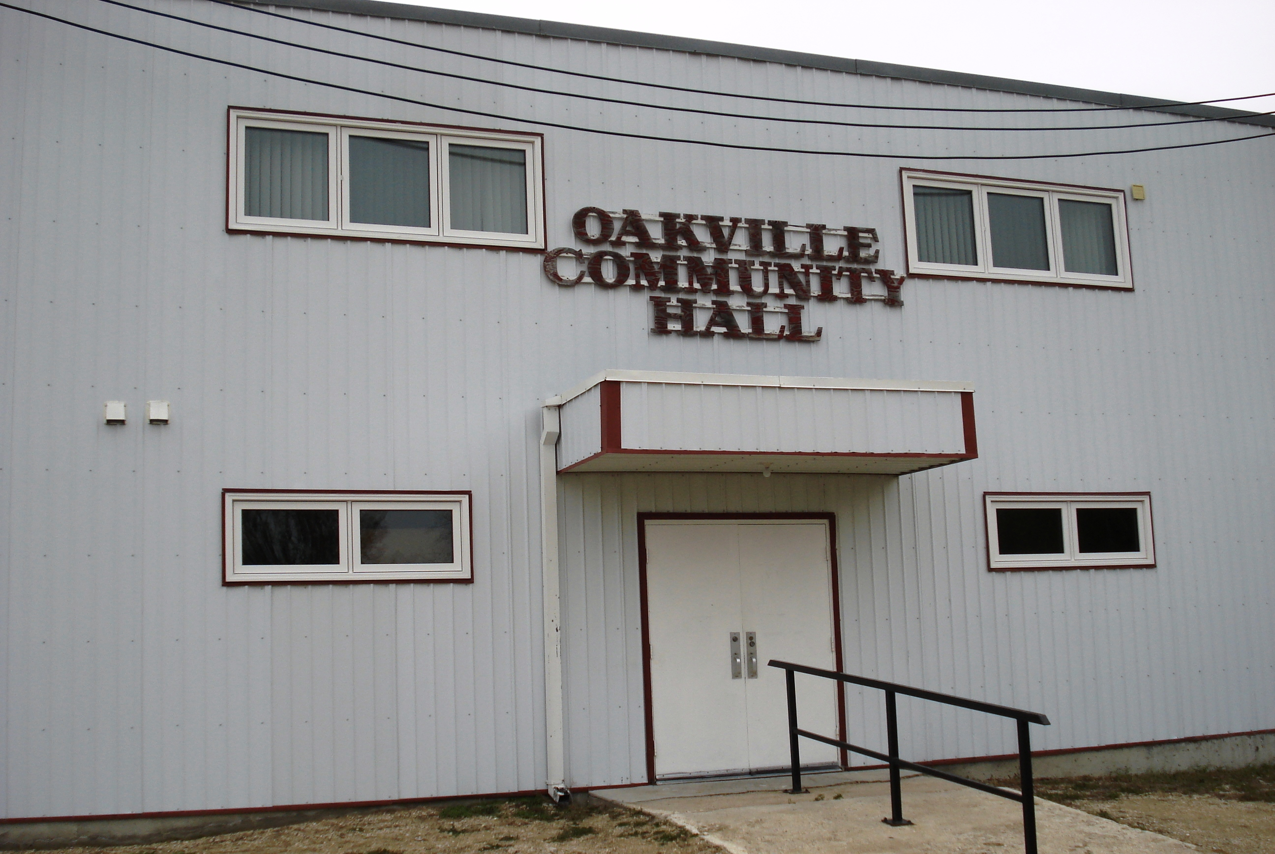 Oakville Community Hall