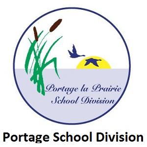 Portage School Division Logo