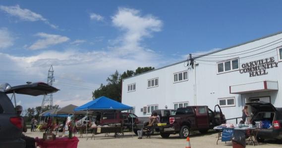 2016 Oakville Farmers' Market